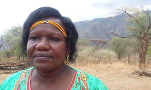 Leah Chebet Psiya fighting for the rights of girls and women in West Pokot in Kenya. 'All the girls are forced by our culture into FGM'