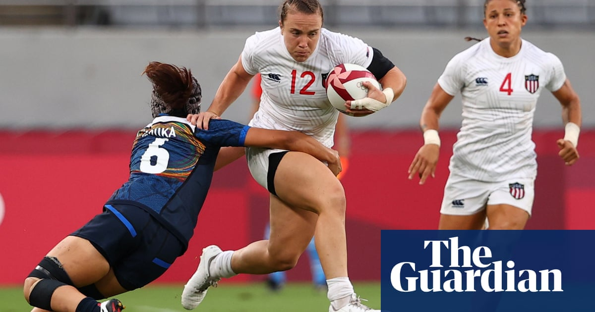 US rugby sevens coach frustrated despite win over 'pretty average' Japan