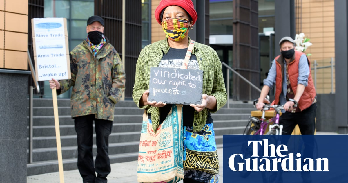 Bristol police to pay damages for arrest of activists using Covid powers