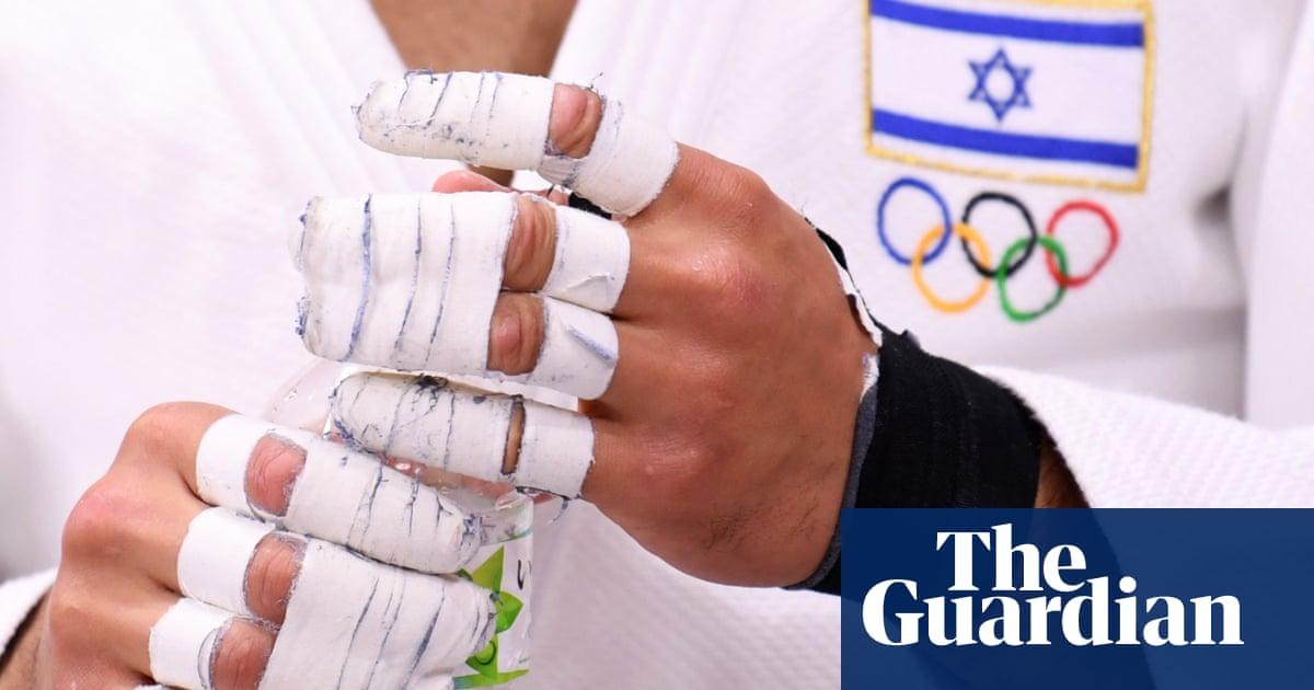 Algerian judoka gets 10-year ban for refusing to face Israeli at Olympics