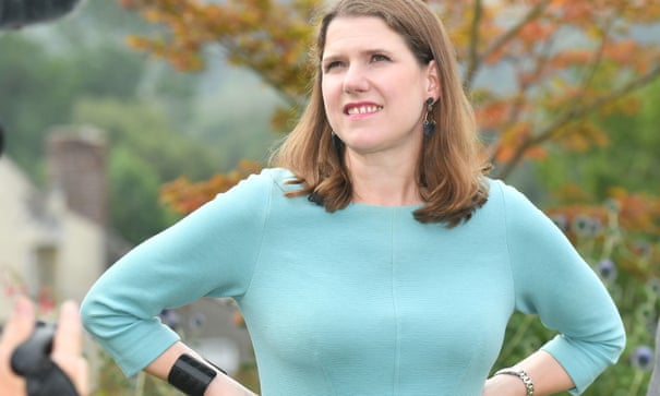 Swinson's Lib Dems target Raab's seat as Tory moderates flee no-deal Brexit