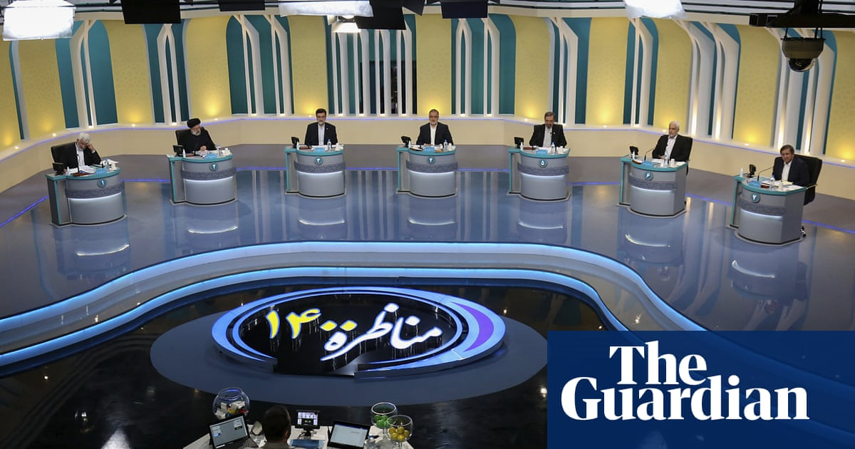 Iran election candidate threatens to try rival for treason during TV debate