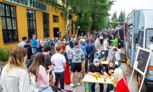 Tallinn Street Food Festival, Estonia