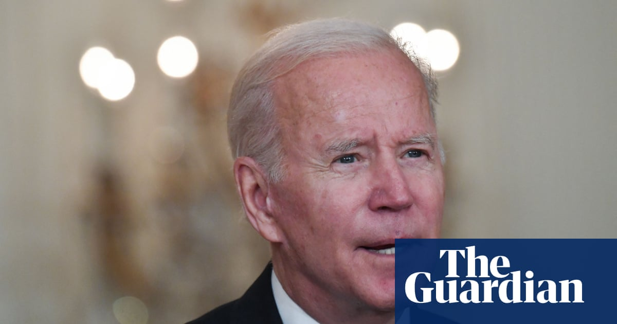 '81 million Americans voted for it': Biden makes 'historic' $1.75tn pitch – video