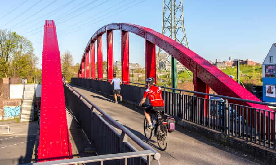 Germany's first bike expressway, RS1, was opened in late 2015.