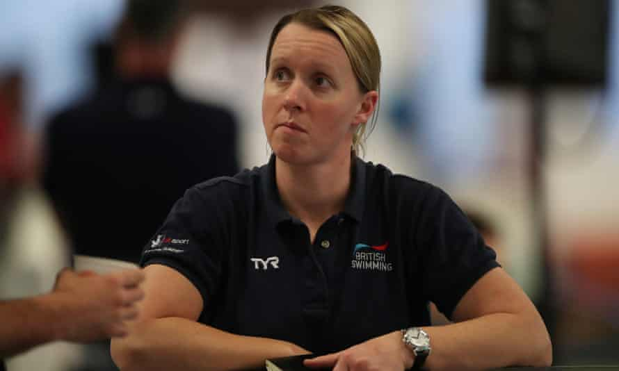 British Swimming coach Mel Marshall. She's one of the strongest people I've ever met', says her most famous pupil, Adam Peaty.