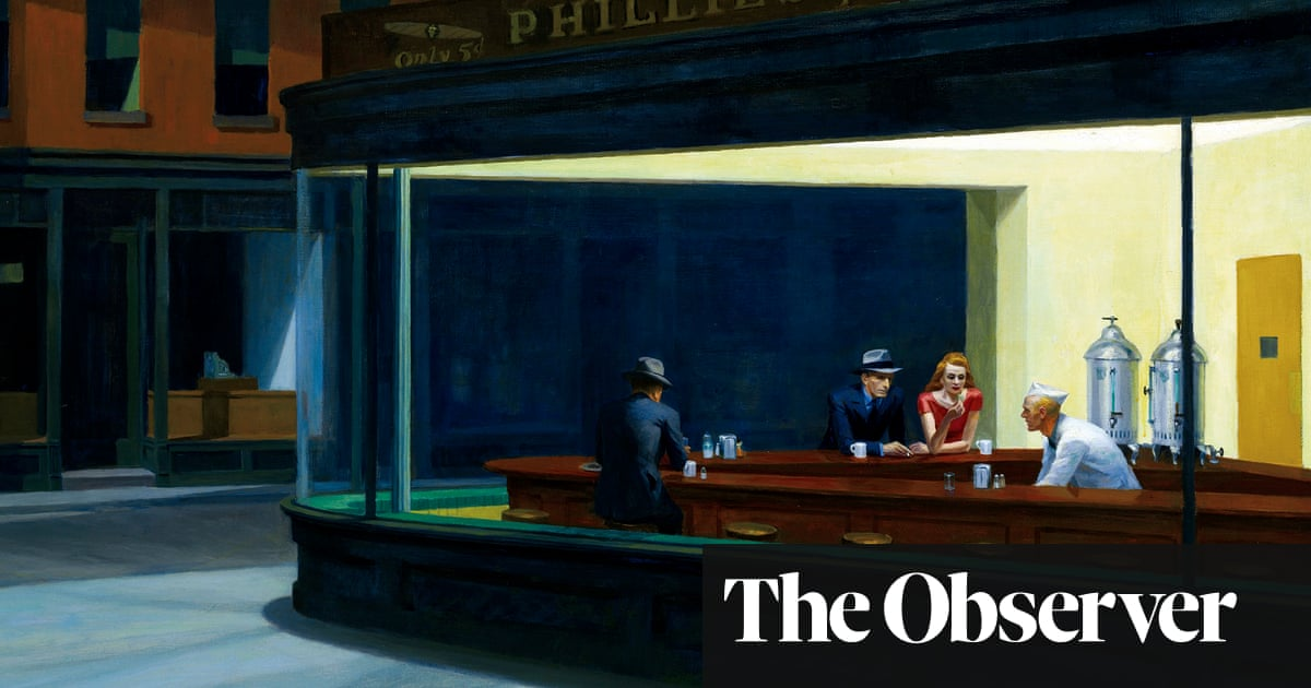 How art helped me see the beauty in loneliness books the guardian fandeluxe Choice Image