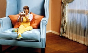 Lily Tomlin in The Incredible Shrinking Woman, 1981