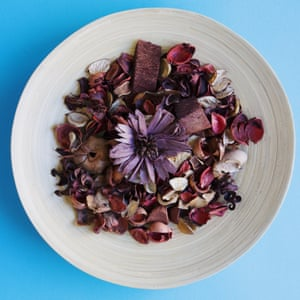 The new luxury pot-pourri products cost between £70 and £330.