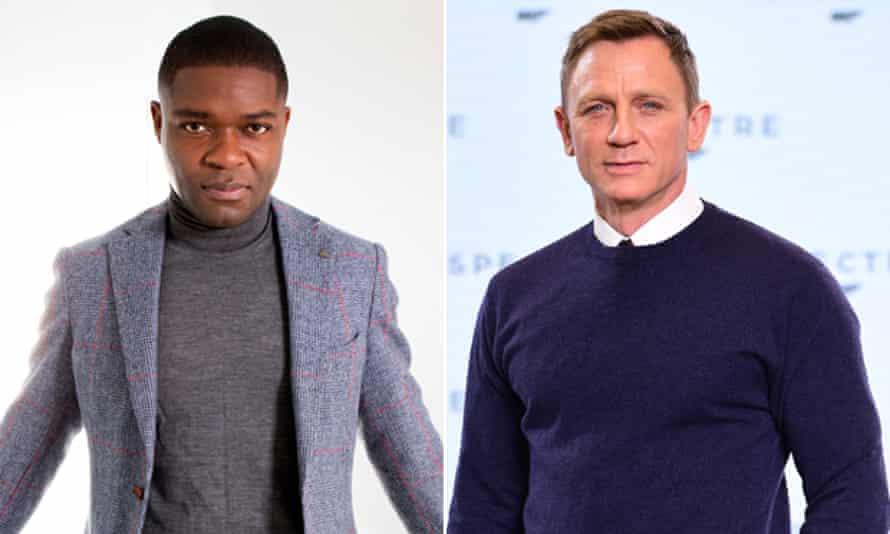 David Oyelowo and Daniel Craig: hoping for Moor this fall.