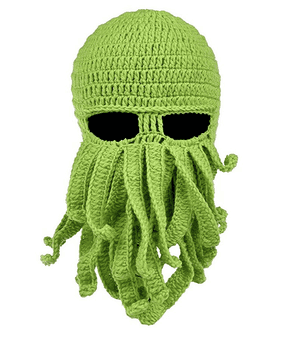 HP Lovecraft Cthulhu balaclava