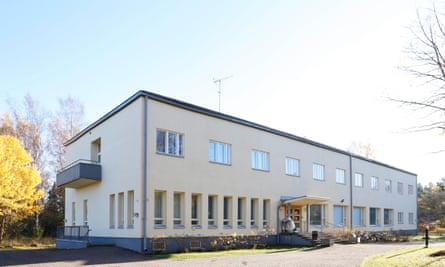 The Rukkila homeless hostel in Helsinki, part of the city's Housing First initiative.