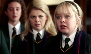 Humour with gravitas … Derry Girls.
