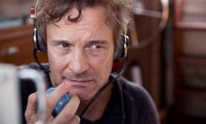 Interesting casting … Colin Firth as Donald Crowhurst in The Mercy.
