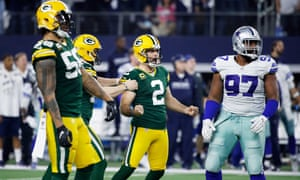 Mason Crosby sealed the game for the Packers with two clutch field goals