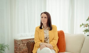 Domestic abuser survivor and campaigner, Rachel Williams, photographed at her home in Newport, South Wales.