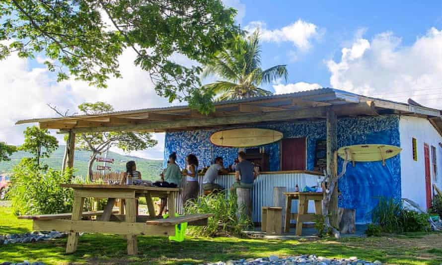 The Longboarder Bar & Grill, Jamaica