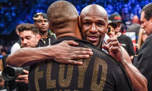 Floyd Mayweather Jr said a UFC deal could earn $1bn