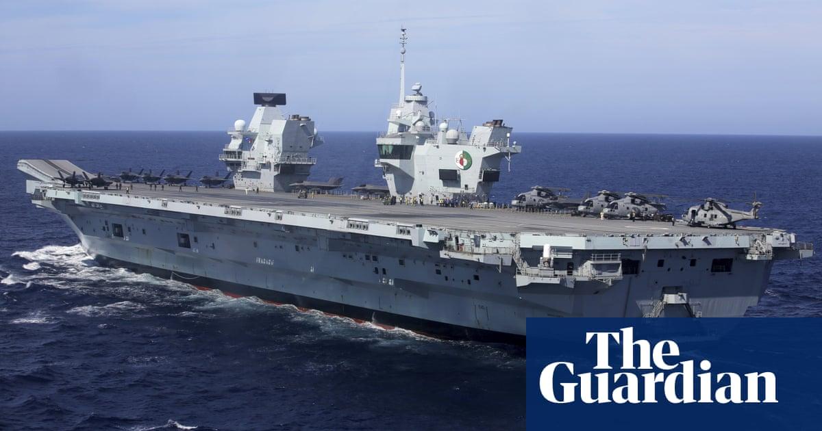 Beijing warns of 'counter-measures' as Royal Navy sails South China Sea