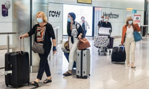 A relaxation to travel restrictions was announced on Friday.
