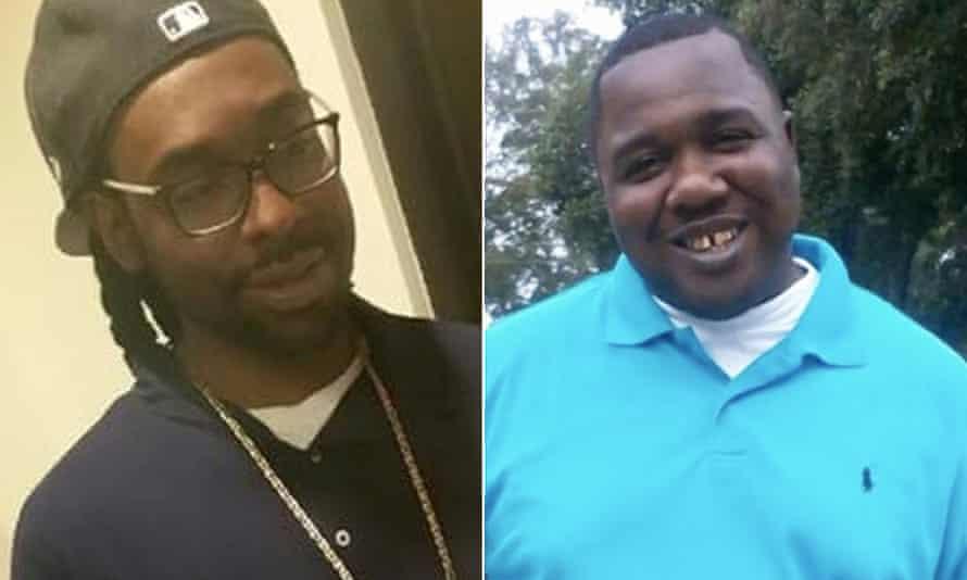 Composite of Philando Castile and Alton Sterling