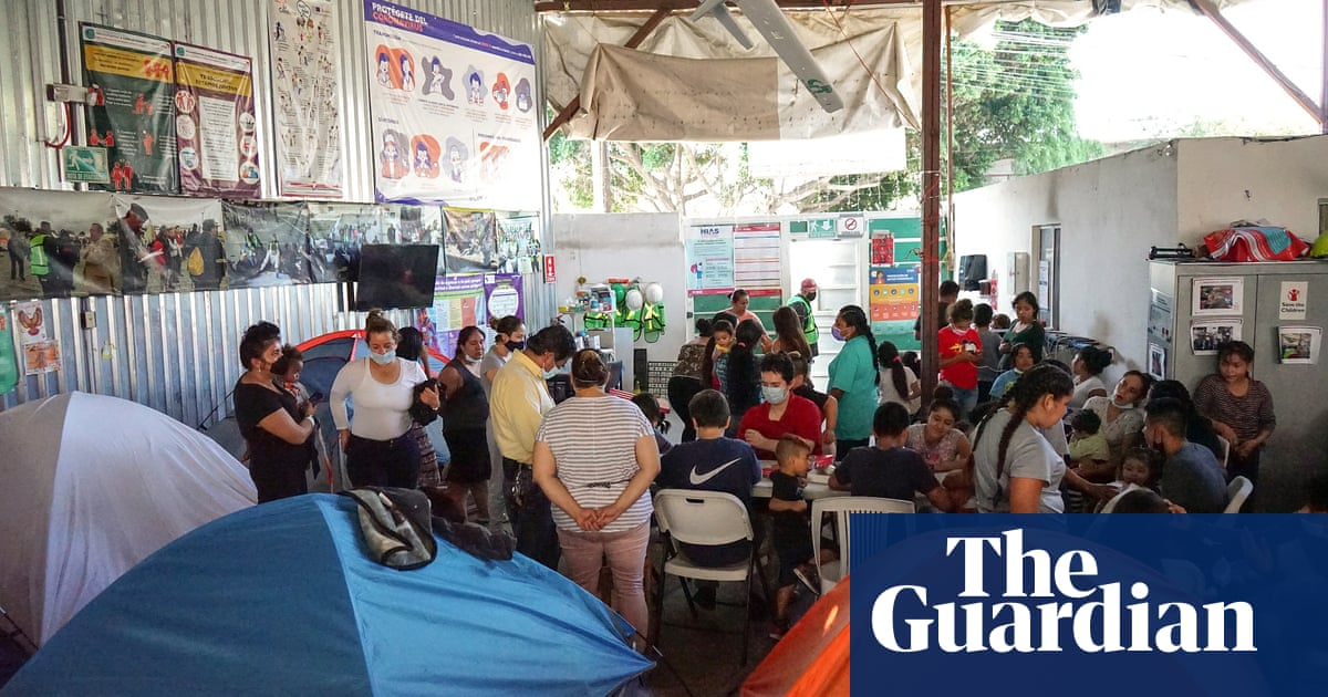 Biden urged to scrap Trump 'Remain in Mexico' migrant policy after court ruling