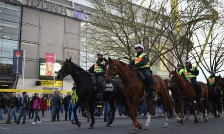 Borussia Dortmund v Monaco postponed after explosions near team bus