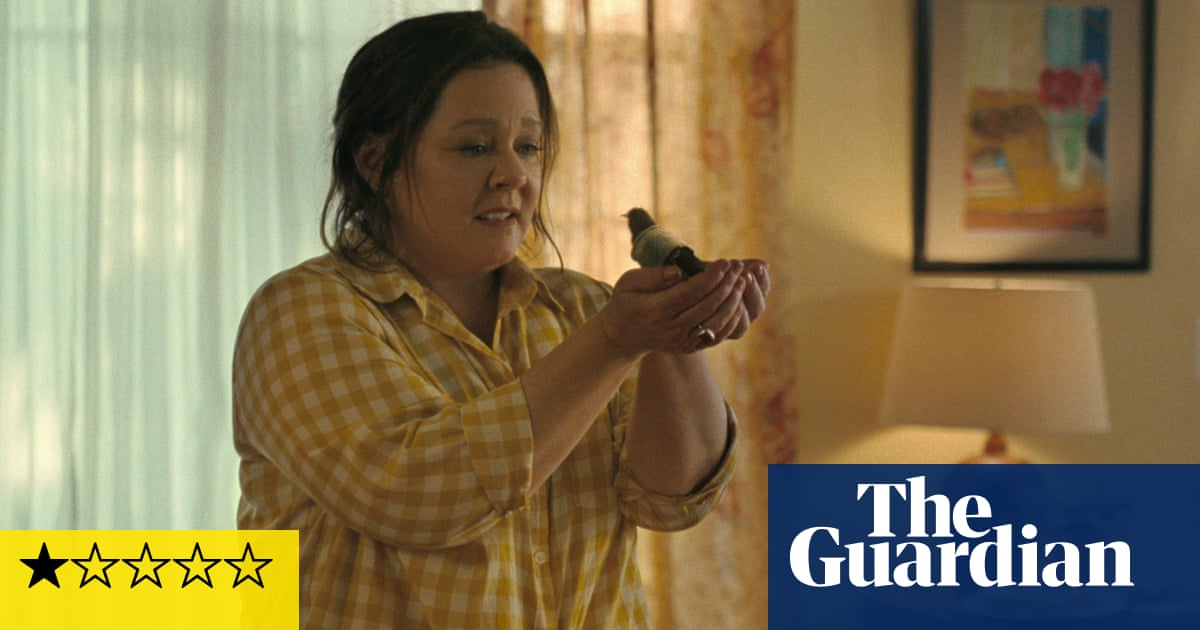 The Starling review – toe-curlingly embarrassing Melissa McCarthy drama