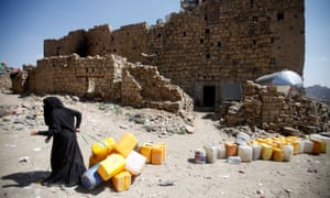Thousands of people have died in the conflict in Yemen, and fighting intensified last week in the Red Sea city of Hodeidah.
