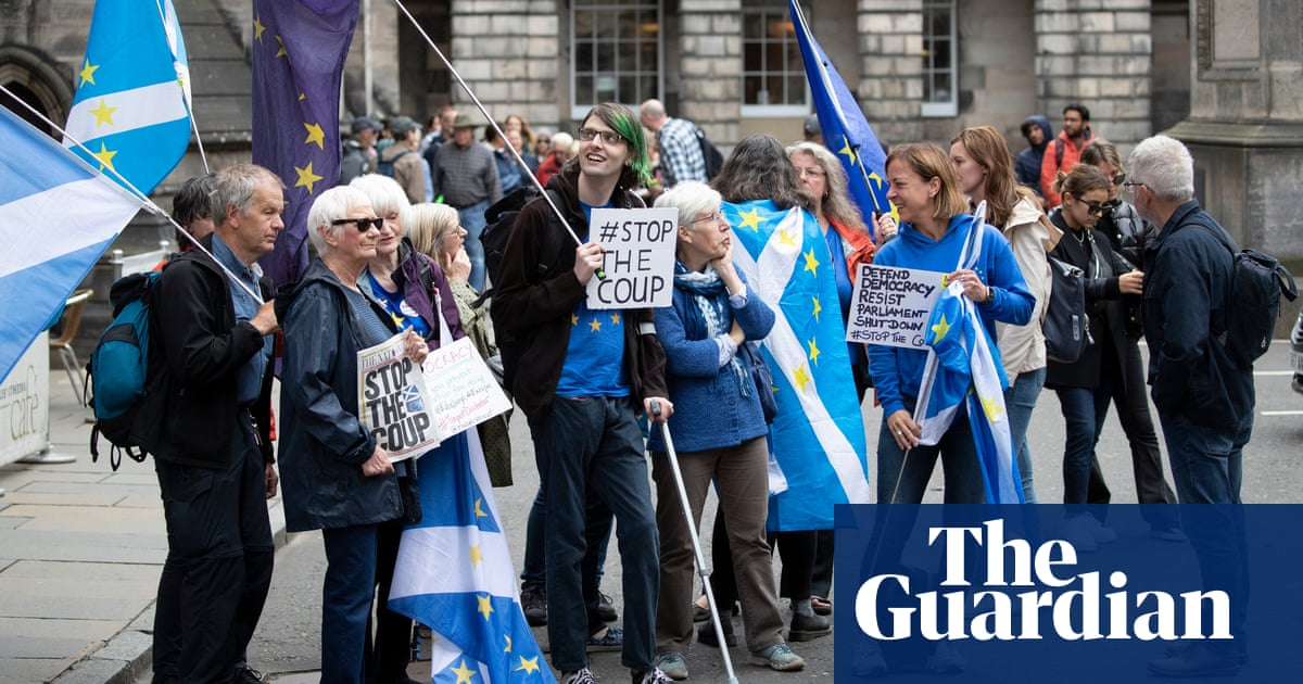 Scottish judges rule Boris Johnson's prorogation unlawful
