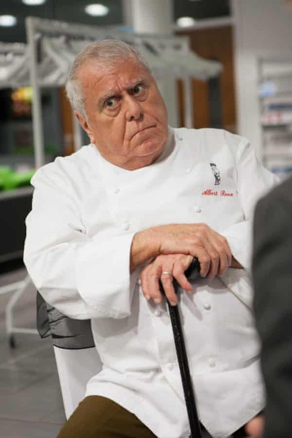 Albert Roux was not merely a chef, he was also a businessman of energy and acuity.