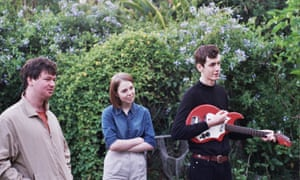 The Goon Sax are Brisbane teenagers James Harrison, Riley Jones and Louis Forster