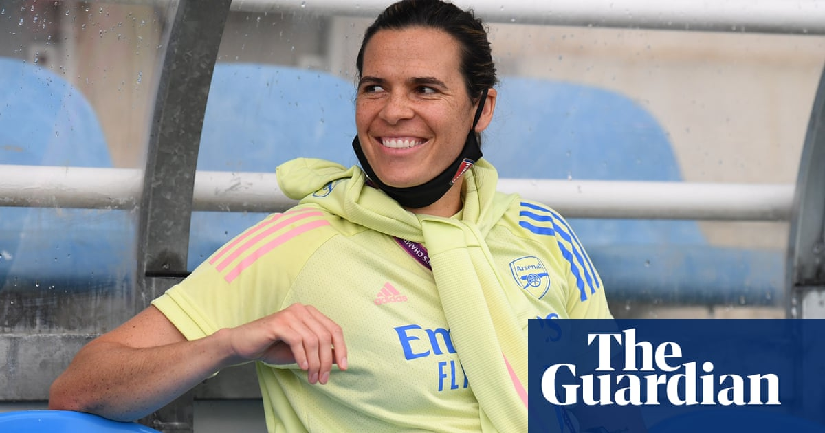 Arsenal's Lydia Williams: 'I'd love to inspire the next generation of Indigenous athletes'
