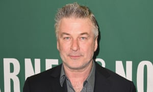 Alec Baldwin at a signing of his memoir, Nevertheless.