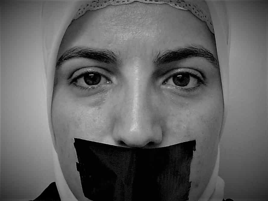 The exhibition next month highlights the hardships faced by the Syrian women silenced in jail.