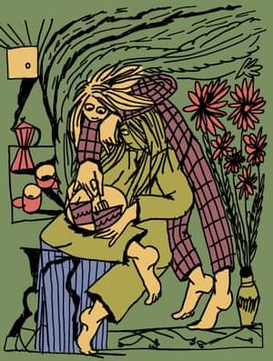Illustration by Santiago Taberna