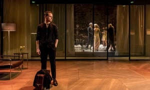 Andrew Scott as Hamlet, in the Almeida Theatre production directed by Robert Icke Andrew Scott.