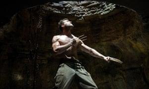 … Hugh Jackman as Wolverine.