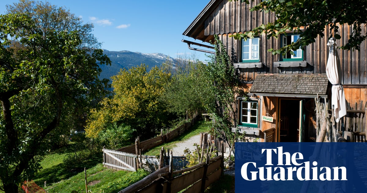 Country diary 1921: an Alpine idyll