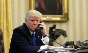 Donald Trump is reported to have pressed the Ukrainian president 'about eight times' to investigate Joe Biden's son Hunter.