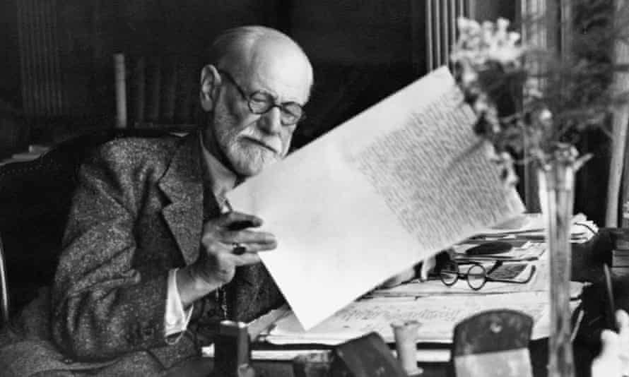 Sigmund Freud published his paper about the unconscious in November 1915.