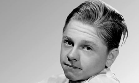 Mickey Rooney in 1939.