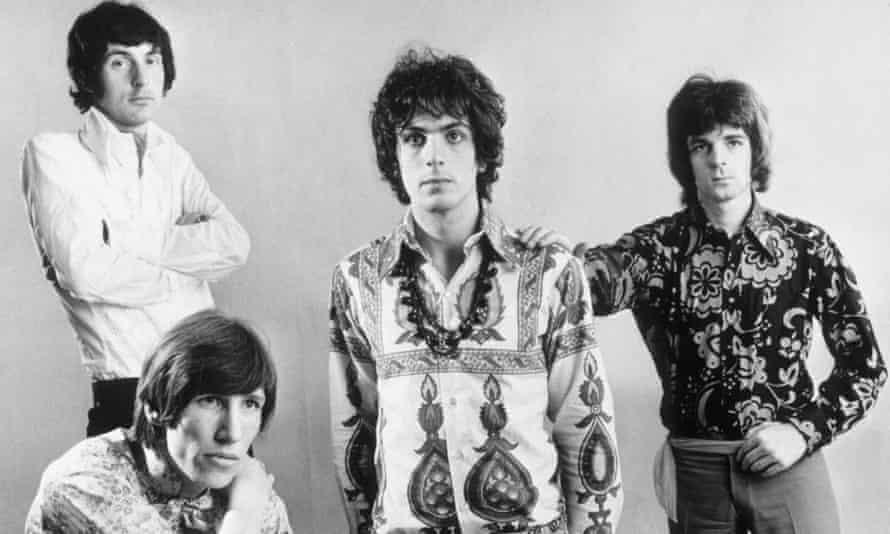 Vegetable men … Pink Floyd in 1967
