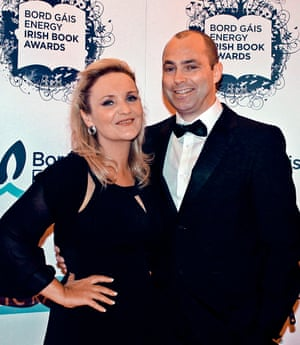 Donal Ryan wife Anne Marie Irish book awards