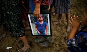 Jakelin Caal, a seven-year-old Guatemalan girl, died less than two days after being apprehended by the border patrol.