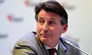 Sebastian Coe insisted there was 'no cover-up' at the IAAF over doping.