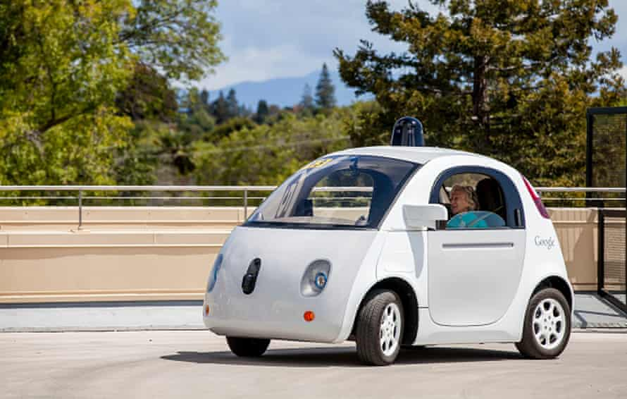 Google's self driving car could be the norm within a few years, but will it also drive up unemployment?