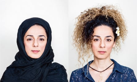 Veil of tears: many women like to wear the hijab, Masih Alinejad insists on her right not to.