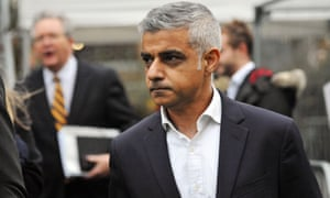 'Bravo to Sadiq Khan for making his points without losing his composure.'
