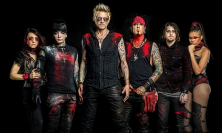Sixx:A.M. members Nikki Sixx and James Michael are speaking out about YouTube royalties.